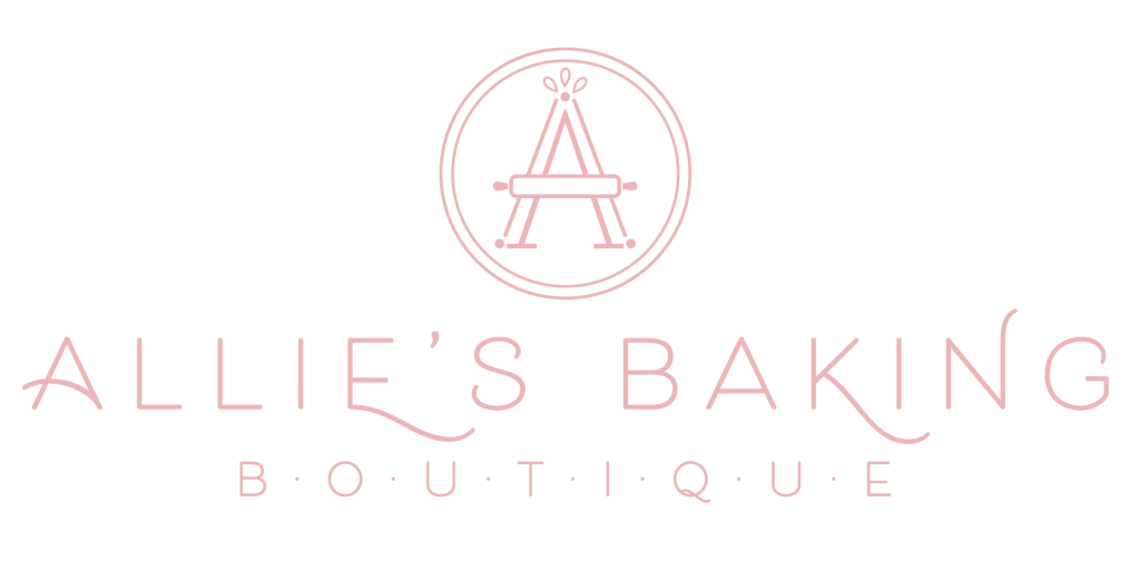 Allies Baking Boutique Logo Pink