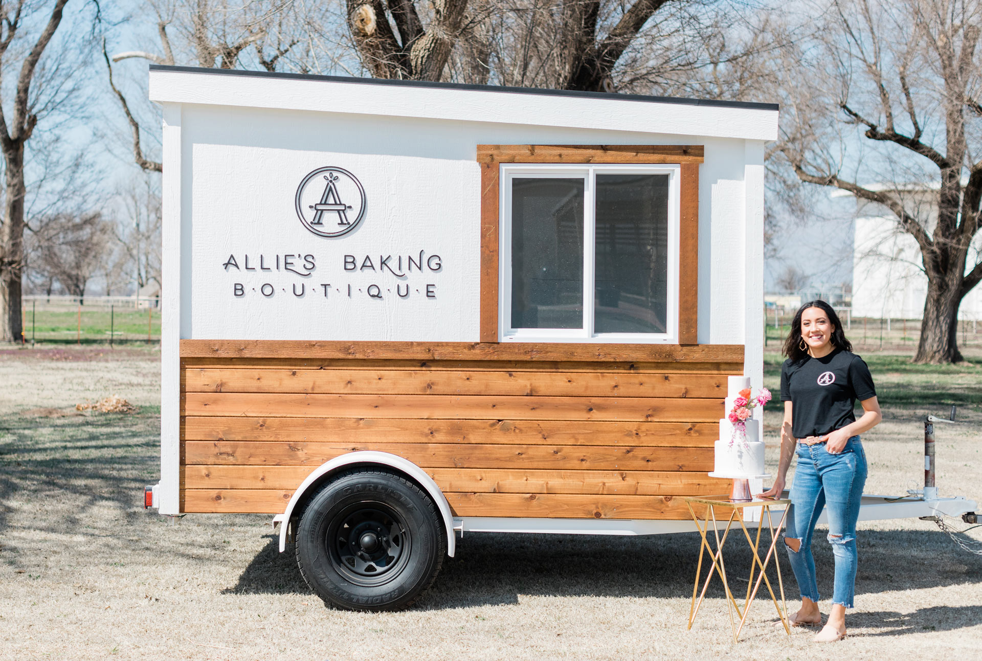 Allie's Baking Boutique Mobile Bakery